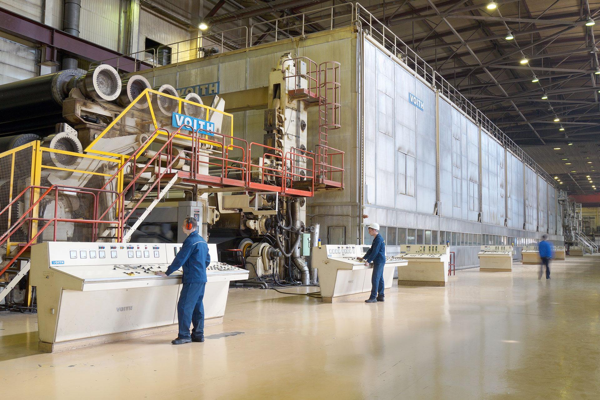 Аппетиты энергетиков довели нижегородский бумкомбинат «Волга» до банкротства