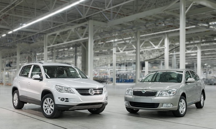 Volkswagen возобновляет сборку автомобилей на заводе в Калуге и Нижнем Новгороде