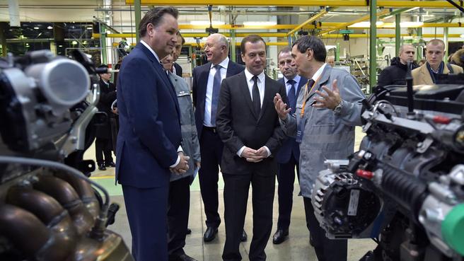 50 миллиардов рублей субсидий получит отечественный автопром