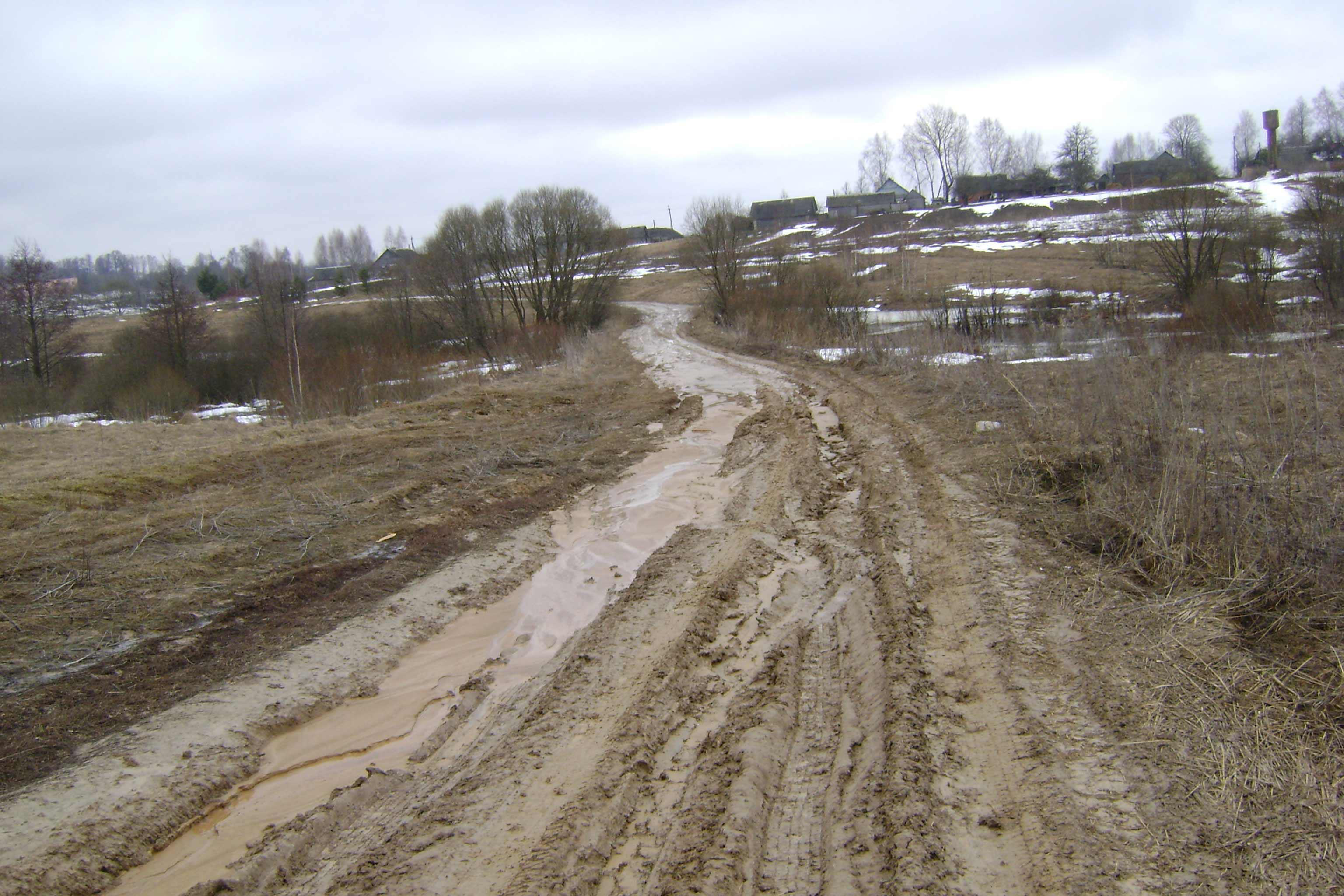 Полмиллиарда рублей потратит правительство Нижегородской области на сельские дороги