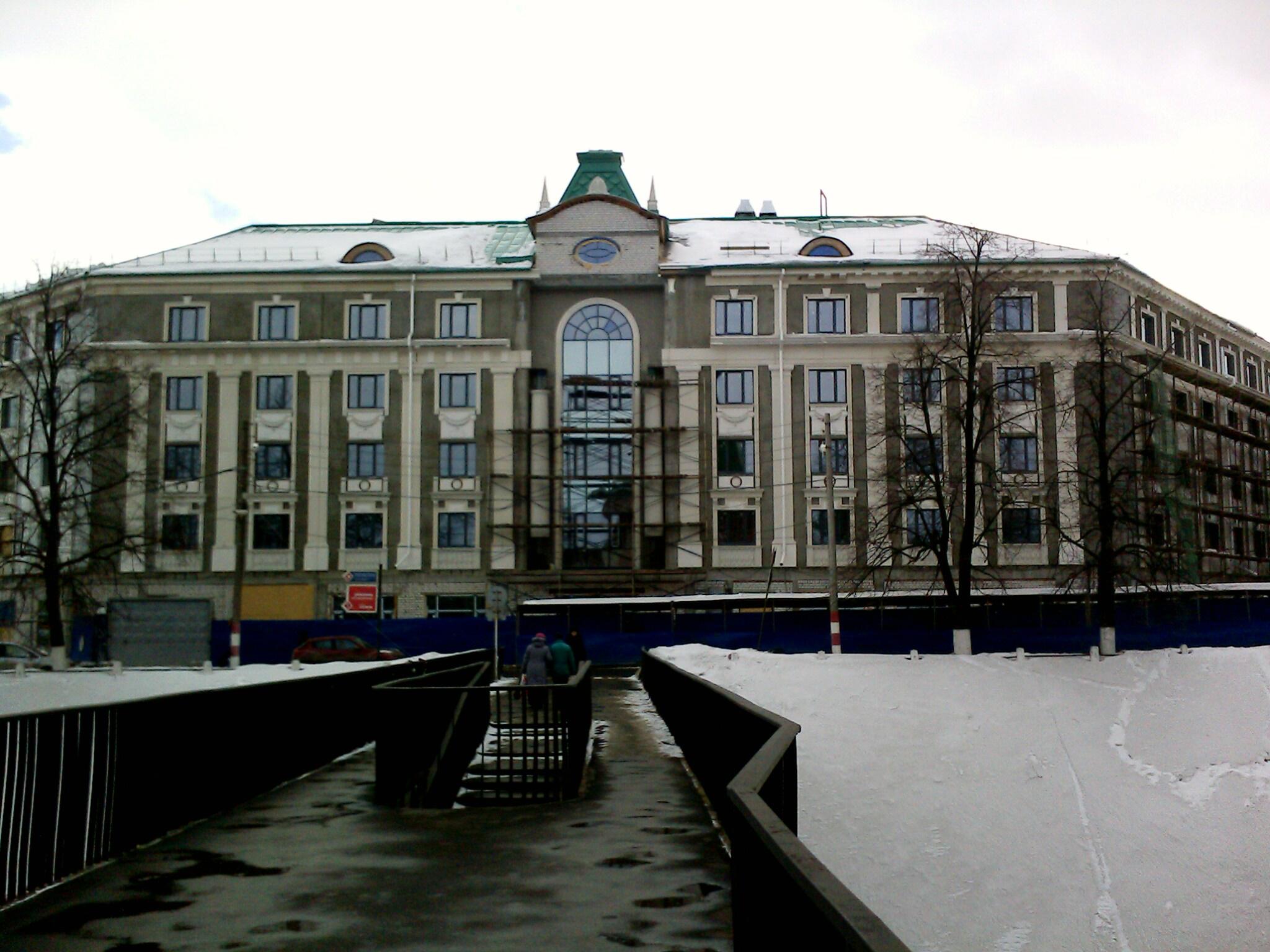 Mariott откроет отель в Нижнем Новгороде на месте древнего некрополя