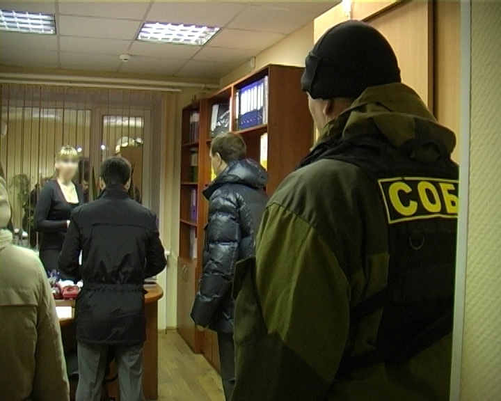 В мэрии Ульяновска проходят обыски