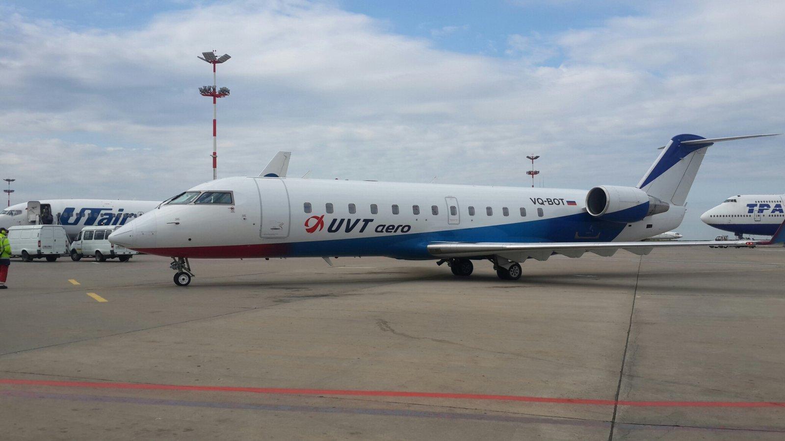 Прямые рейсы из Нижнего Новорода в Симферополь запускает «ЮВТ АЭРО»