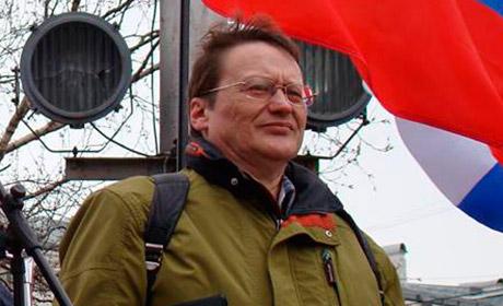 Лидер пермского отделения партии «Парнас» осужден за пропаганду нацистской символики