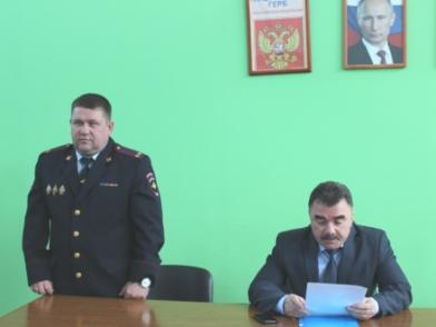 Новым начальником отдела полиции в Тольятти стал Владимир Мясников