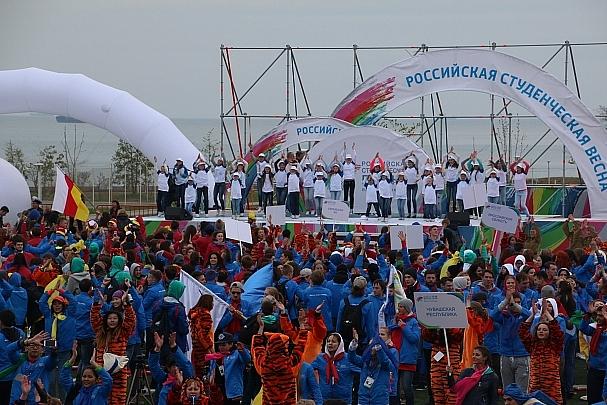 Около 3 тыс. студентов соберутся на «Всероссийской студенческой весне» в Казани