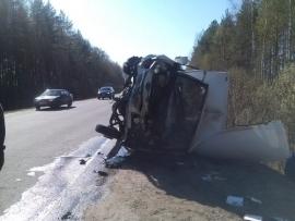 ДТП в Нижегородской области унесло жизни трех человек