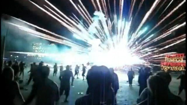 При взрыве салюта в толпе людей в Дзержинске погибла женщина