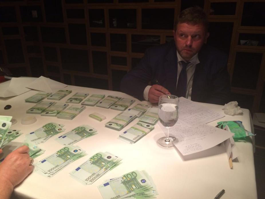 Губернатор Кировской области Никита Белых задержан при получении взятки