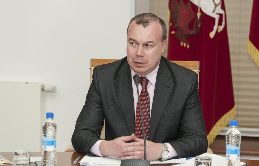 Экс-полпред Чувашии при президенте РФ помещен под домашний арест
