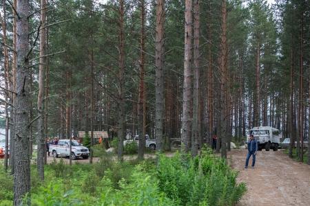 В Пермском крае ведутся поиски пропавшей из туристической группы девочки