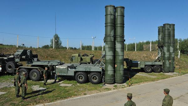 «Алмаз-Антей» передал Минобороны второй за год полк ЗРС С-400 «Триумф»