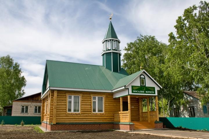 Житель Башкирии похитил из мечети 100 тысяч рублей