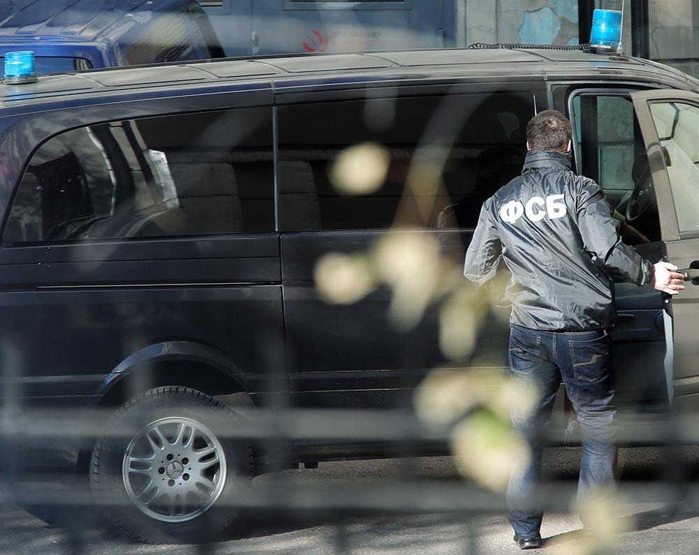 В ГУВД Свердловской области прошли обыски по делу о взяточничестве