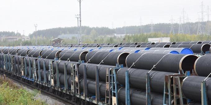 ОМК начала поставку труб для «Северного потока — 2»