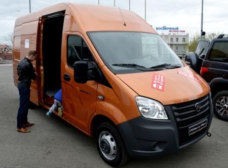 «ГАЗ» в ноябре начнет производство микроавтобуса «Газель Next»