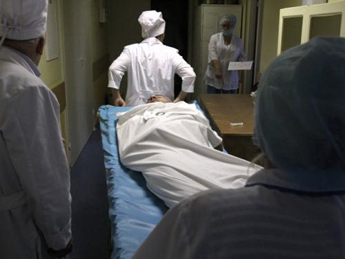Десять человек госпитализированы с отравлением газом в Ульяновской области
