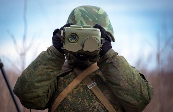 Спецназ ЦВО получил новейшие комплексы наблюдения «Ирония»