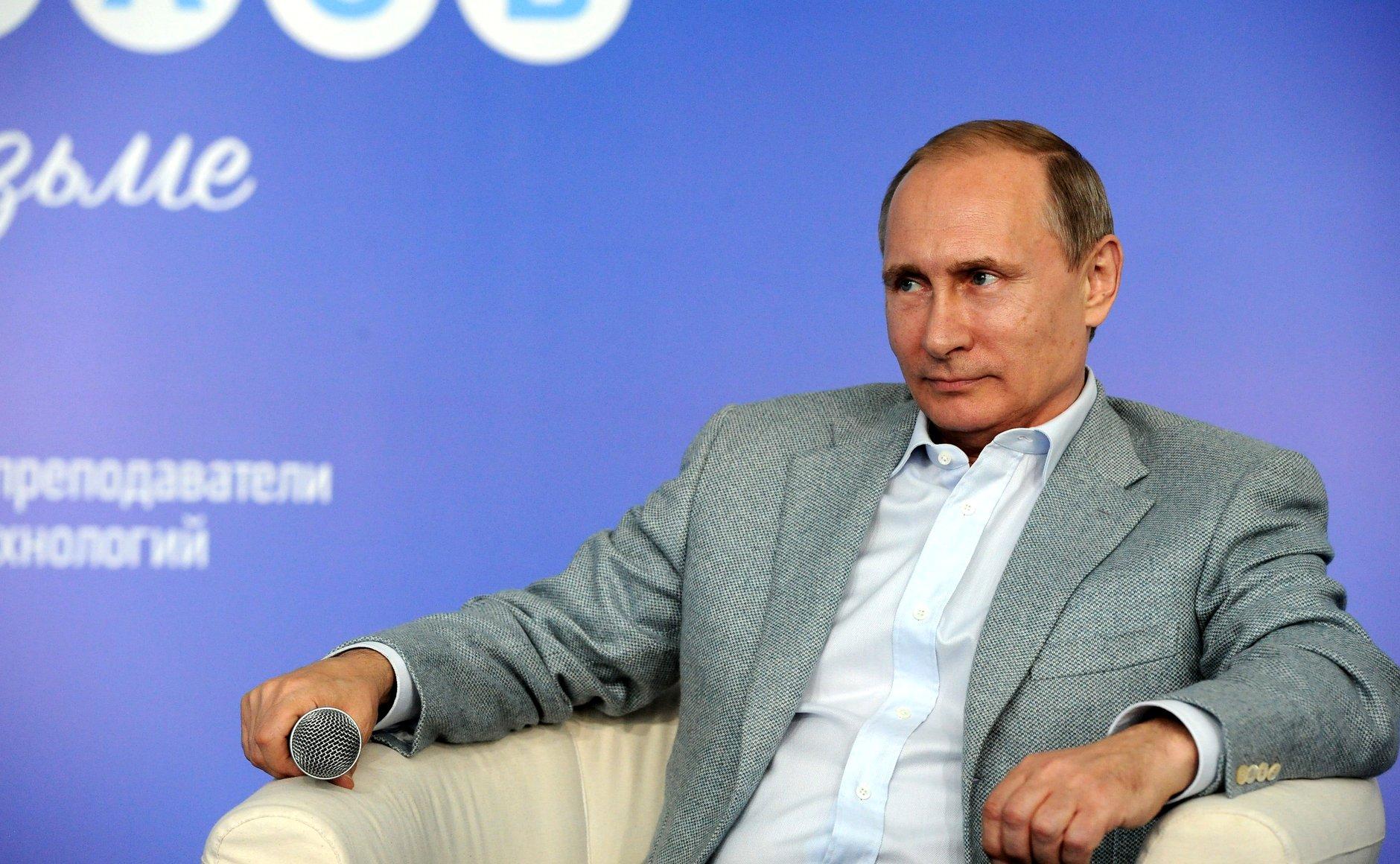 Саратовское издательство выпустило подарочный сборник высказываний Путина