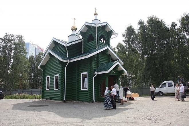 Челябинского язычника приговорили к двум годам колонии за поджог храма