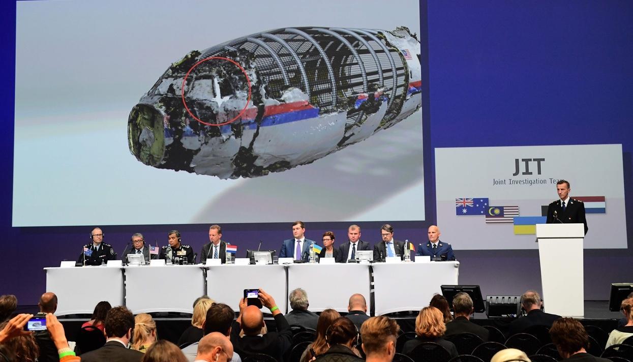 Голландские эксперты не справились с расшифровкой данных с радаров РФ по MH17