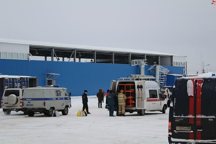 Пять человек пострадали в результате взрыва газа на территории кировского предприятия