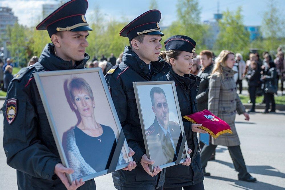 Двое убийц семьи полицейского в Самарской области получили пожизненные сроки