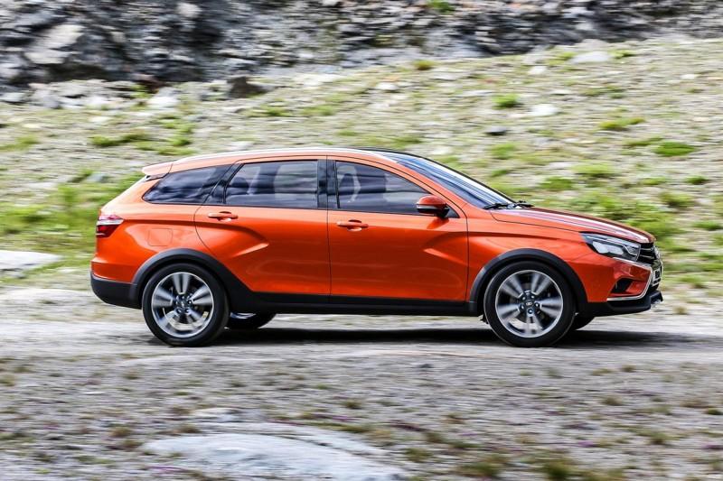 Производство Lada Vesta SW начнется на Ижевском автозаводе в июне