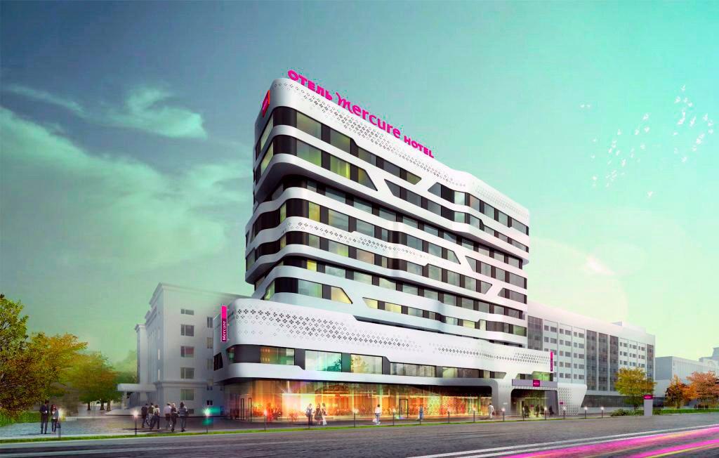 Отель «Mercure» откроется в Саранске осенью 2017 года
