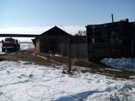 Два ребенка и мужчина погибли на пожаре в Самарской области