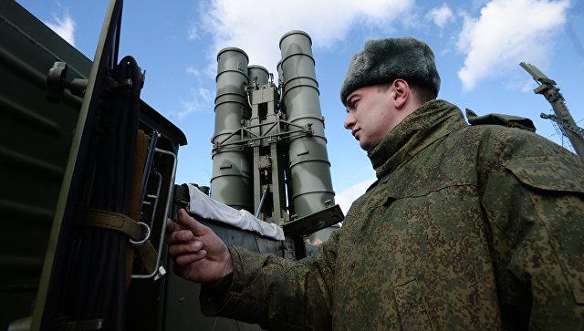Подразделения ПВО с системами С-400 начали учения в Астраханской области