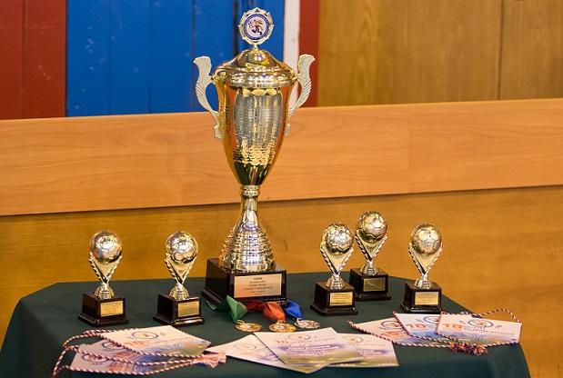 Юные футболисты Петербурга сразились за Кубок Концерна ВКО «Алмаз-Антей»