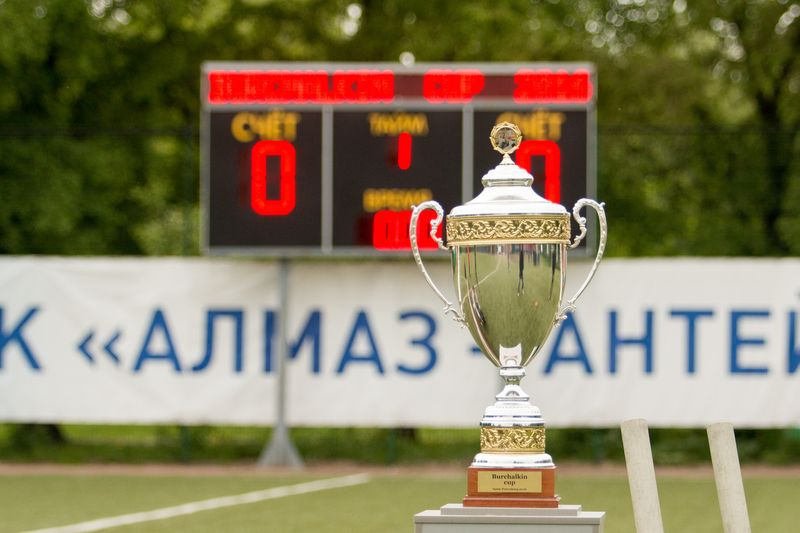 Концерн «Алмаз-Антей» запускает Международный турнир по футболу на Кубок Бурчалкина