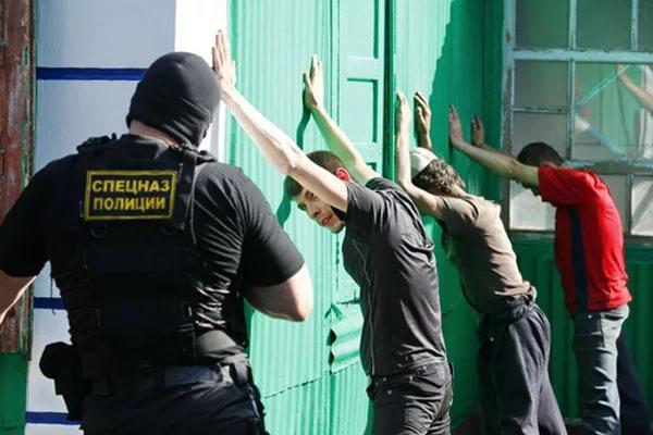 Задержаны 15 участников саратовской группы наркоторговцев