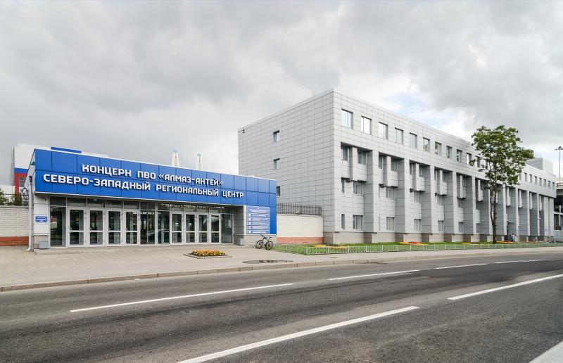 Концерн «Алмаз-Антей» реализует экологический проект в Петербурге