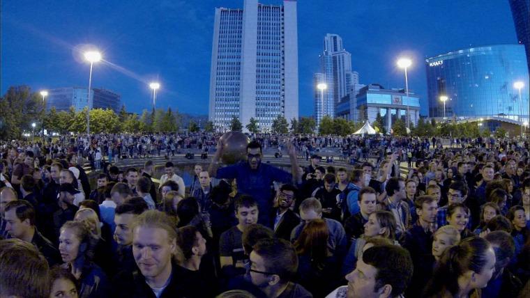 Около 150 тыс. человек стали гостями фестиваля «Ночь музыки» в Екатеринбурге