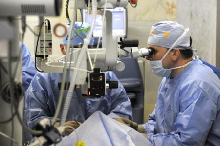 В Екатеринбурге открылся первый в России офтальмологический центр для детей