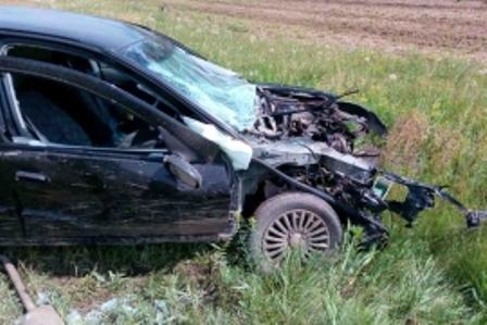 Пять человек погибли в ДТП на трассе под Саратовом