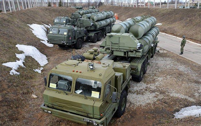 Ракетная система С-500 «Прометей» поступит на вооружение армии РФ в 2020 году