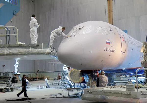 В Ульяновске создадут центр кастомизации российских самолетов