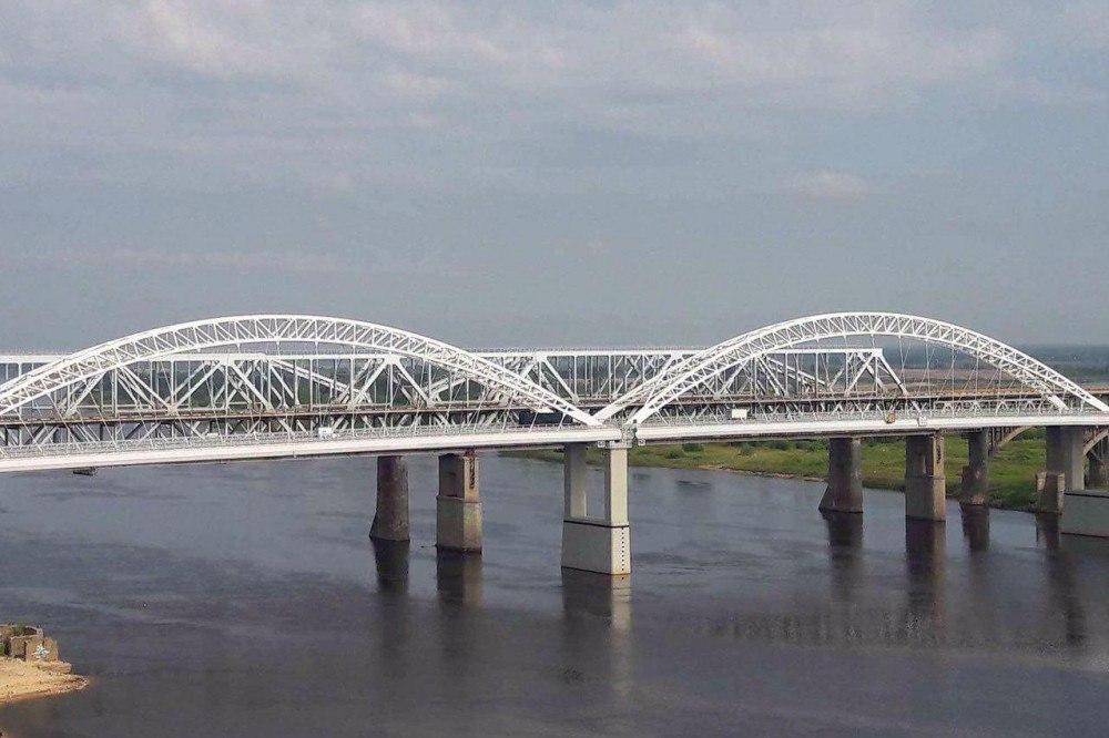 Движение по второму мосту через Волгу открылось в Нижнем Новгороде