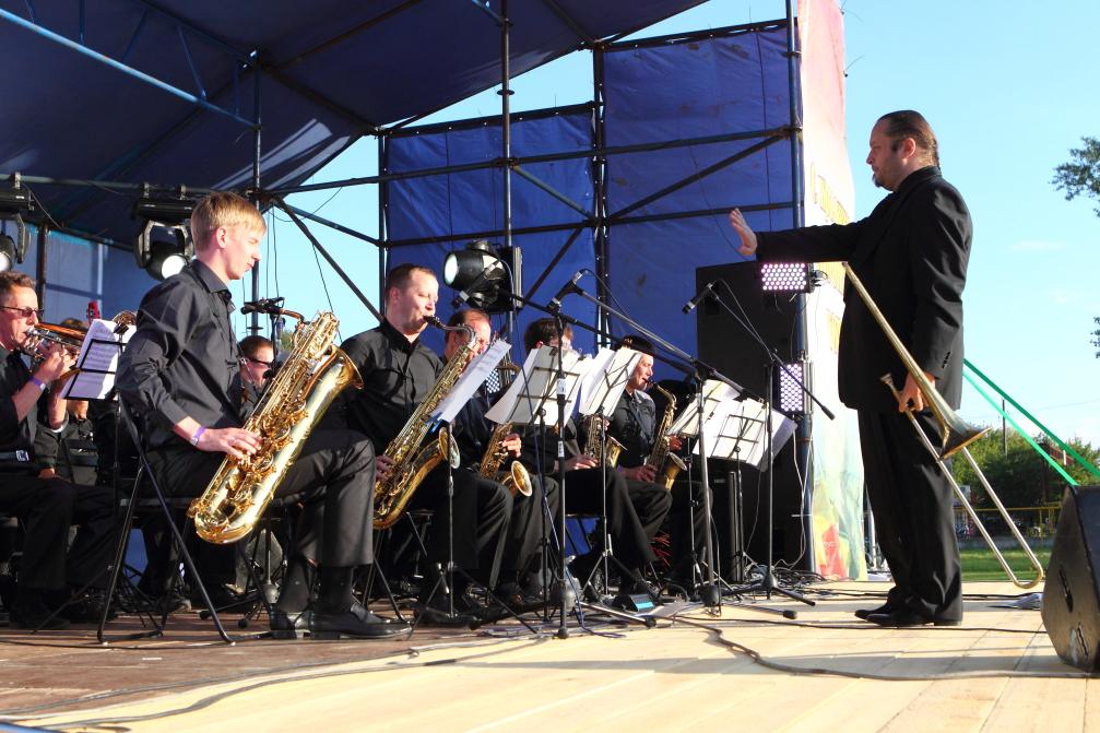 Около 4 тыс. человек стали гостями фестиваля Ural Terra Jazz в Свердловской области
