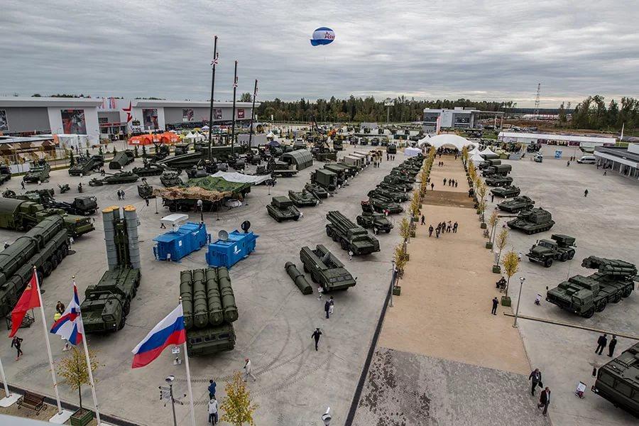 Концерн «Алмаз-Антей» примет участие в Международном форуме «Армия-2017»