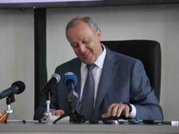 «Единоросс» Радаев победил на выборах главы Саратовской области
