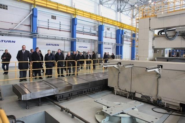 «Алмаз-Антей» увеличил производство на омском «Сатурне» в четыре раза