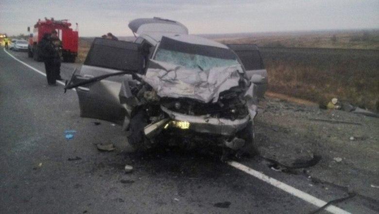 Четыре человека стали жертвами ДТП в Оренбуржье
