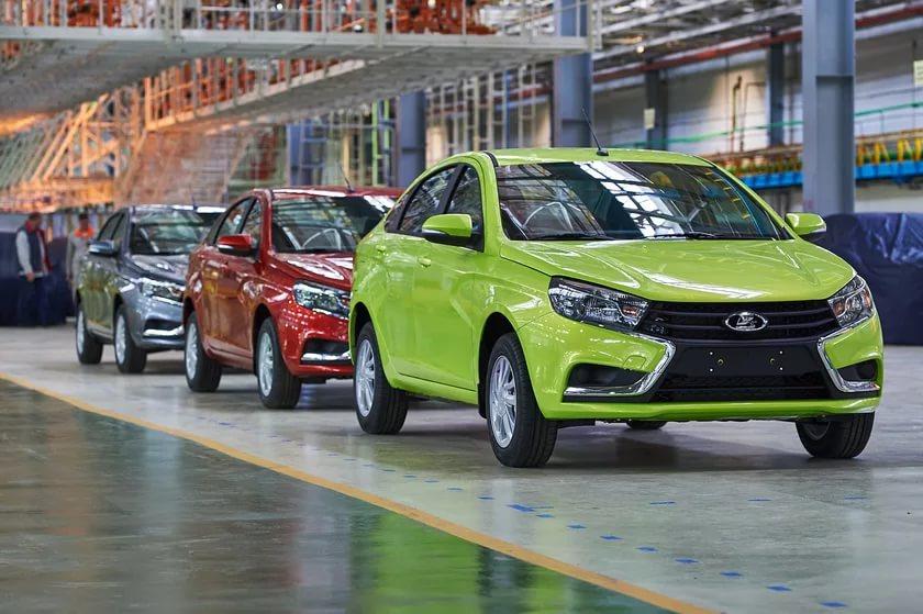 АвтоВАЗ намерен выпустить 12 новых моделей «Лады»