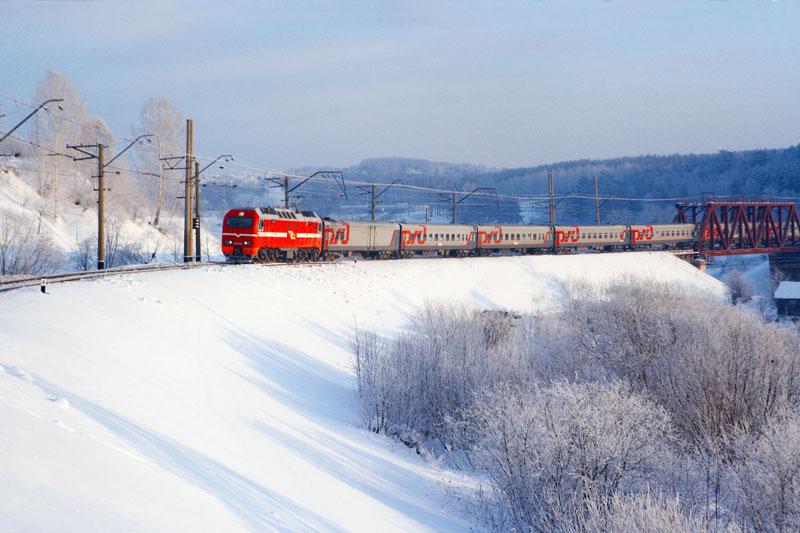 РЖД запустят 10 новых дневных поездов, в том числе Москва-Пенза