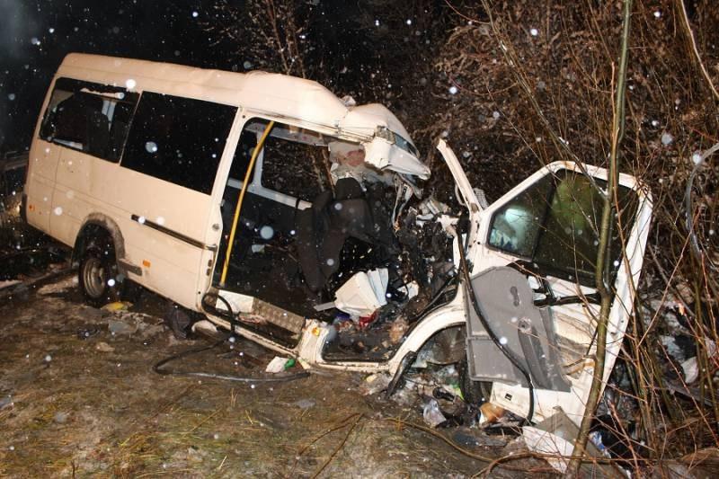 15 человек погибли в результате крупного ДТП в Марий Эл