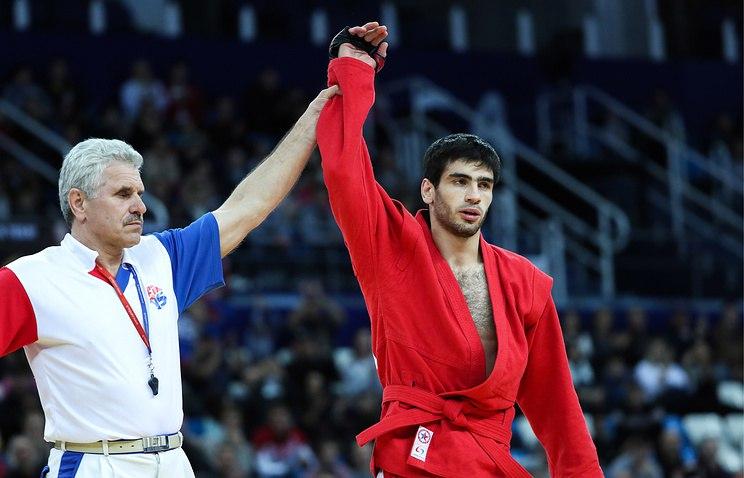 Два «золота» и две «бронзы» завоевали свердловские спортсмены на чемпионате мира по самбо